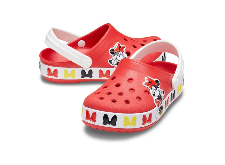 Crocs Disney Minnie Mouse Flame