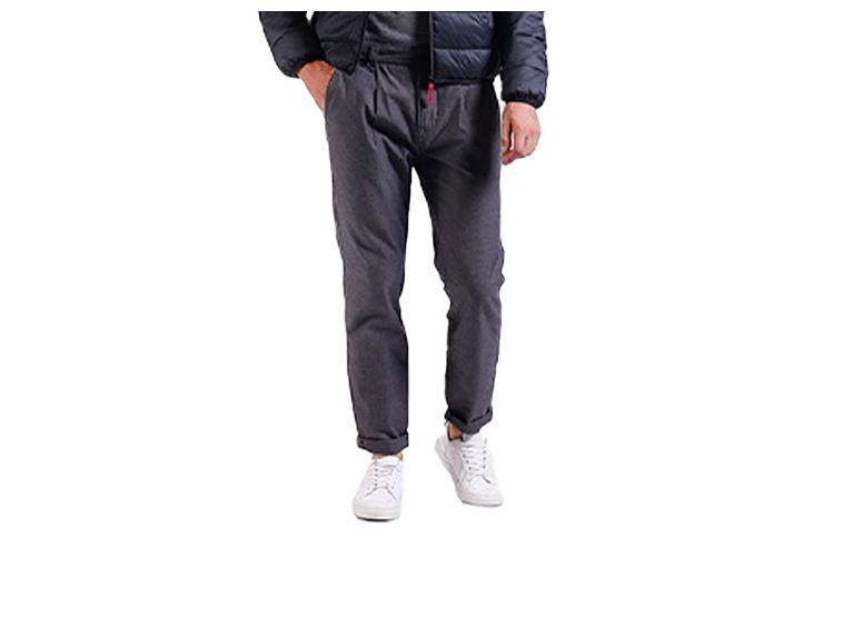 Pantalón regular Texture
