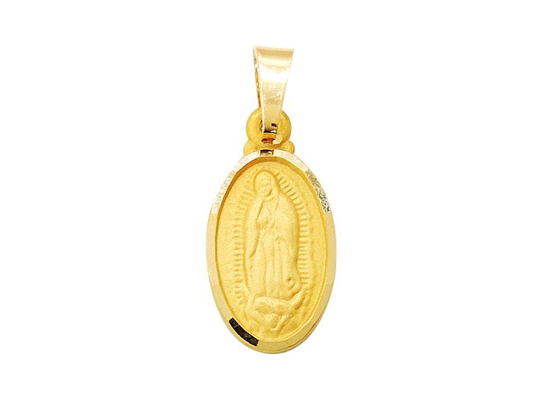 Medalla de la Virgen de Guadalupe
