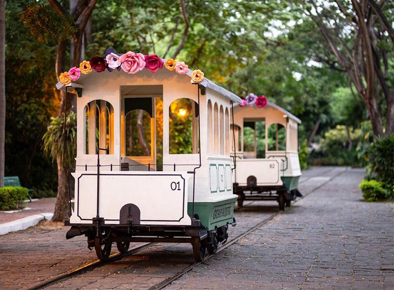 Hotel del Parque escapada romántica