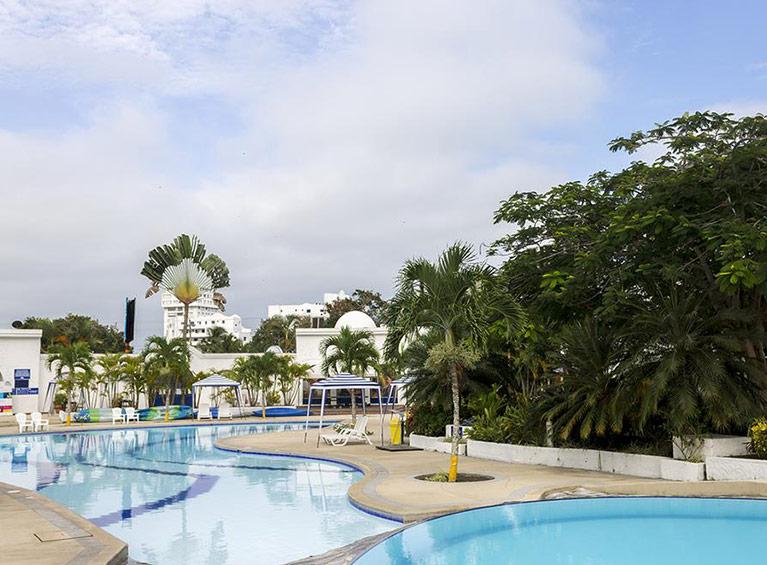 Hotel Green 9 Pareja