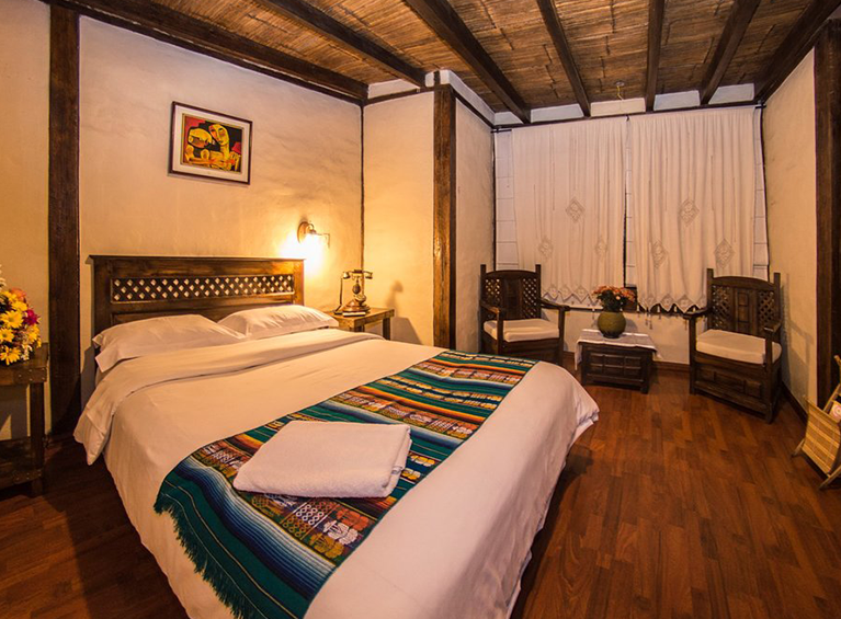 Hotel Bambú Pareja
