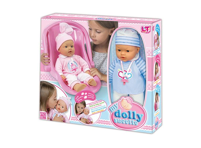 Muñeca My Dolly Sucette