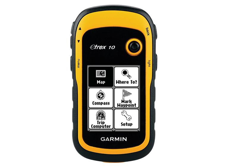 GPS eTrex® 10