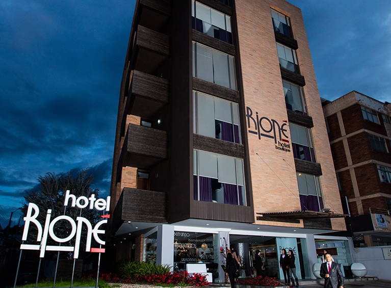Rioné Hotel Boutique