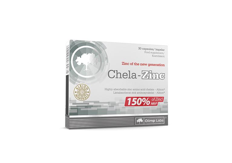 Chela - zinc