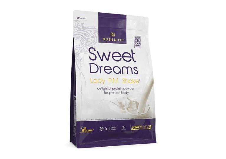 Sweet dreams ladyp.m. shake