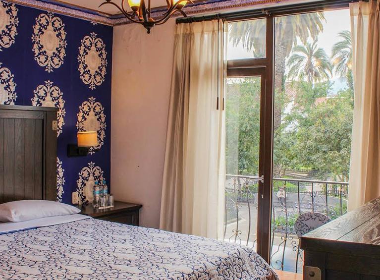 Hotel Azul de la Plaza Pareja