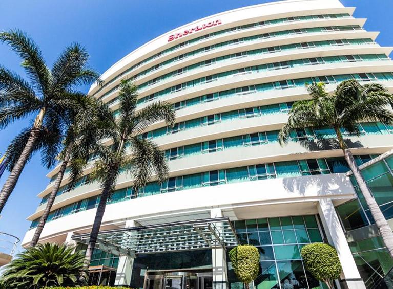 Hotel Sheraton Guayaquil Pareja