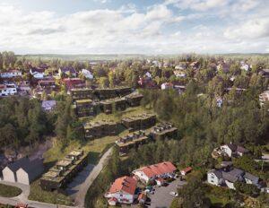 Bilde av Munkerudgrenda.