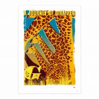 MinaLima - An Ambush of Tigers Print