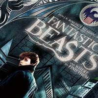 MinaLima - Fantastic Beasts: The Crimes of Grindelwald Special Release Poster Print