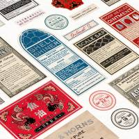 MinaLima - Obscurus Books Writing Set - Prop Replica