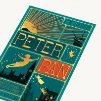 MinaLima - Peter Pan - The Pirate Dinghy Print