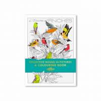 MinaLima - Collective Nouns in Pictures A Colouring Book