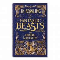 MinaLima - Book Collection - Fantastic Beasts and Where to Find Them