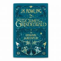 MinaLima - Book Collection- The Crimes of Grindelwald