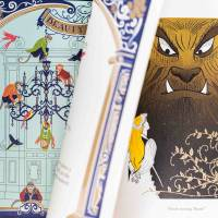 MinaLima - The Beauty and the Beast (englisch) - Signierte Ausgabe