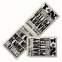 MinaLima - The Daily Prophet Card Holder