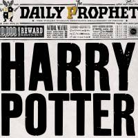 MinaLima - The Daily Prophet - Undesirable No.1 Poster