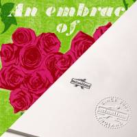 MinaLima - An Embrace of Roses Print