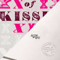 MinaLima - A Peccadillo of Kisses Print