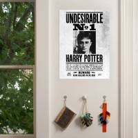 MinaLima - Undesirable No.1 Poster