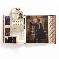 MinaLima - The Case of Beasts: Explore the Film Wizardry of Fantastic Beasts and Where to Find Them (signed copy)