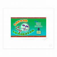 MinaLima - Loonar Luminator from Weasleys' Wizard Wheezes Print