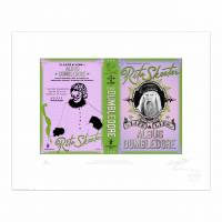MinaLima - The Life & Lies of Albus Dumbledore - Rita Skeeter Print