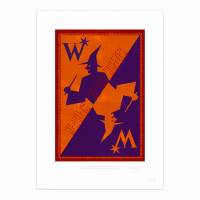 MinaLima - Weasleys' Wizard Wheezes Advertisement Print