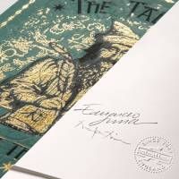 MinaLima - The Tales of Beedle the Bard Print