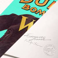 MinaLima - Dung Bombs from Weasleys' Wizard Wheezes Print