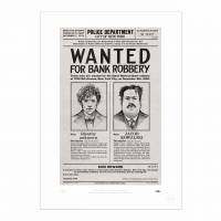 MinaLima - City of New York Wanted Notice Print