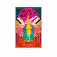 MinaLima - It's Just Heavenly' Print