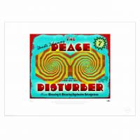 MinaLima - The Peace Disturber Print