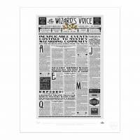 MinaLima - The Wizarding Press – Standard Curated Treasury