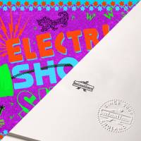 MinaLima - Electric Shock Shake - Purple Print