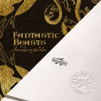 MinaLima - Fantastic Beasts and Where to Find Them Print