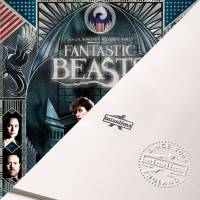 MinaLima - Fantastic Beasts Special Release Poster Print