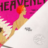 MinaLima - 'It's Just Heavenly' プリント