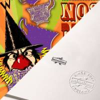 MinaLima - Nose Biting Tea Cup from Weasleys' Wizard Wheezes Print