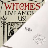 MinaLima - Witches Live Among Us! Print