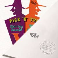 MinaLima - Pick 'N' Trix from Weasleys' Wizard Wheezes Print