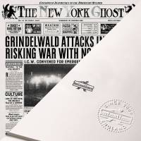 MinaLima - The New York Ghost - 'Grindelwald Attacks Intensify' Print
