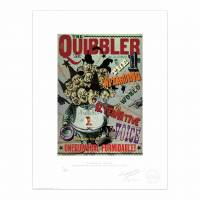 MinaLima - The Quibbler - 'You Know Who' Print