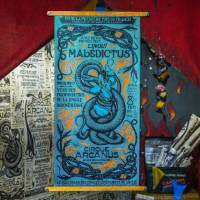 MinaLima - Slytherin House Crest Set Collection
