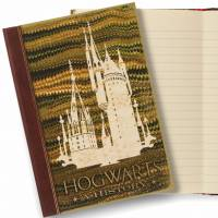 MinaLima - Hogwarts: A History Journal