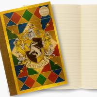 MinaLima - Hufflepuff House Crest Badge