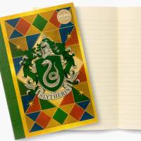 MinaLima - Slytherin House Crest Notebook